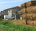 Panneau du hameau Le Bady (Sainte-Euphémie).JPG