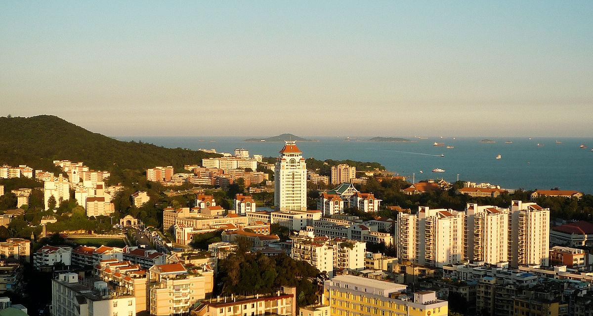 Xiamen University Wikidata