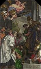 The Consecration of Saint Nicholas