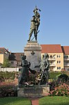 Paray-le-Monial monument aux morts 1.jpg