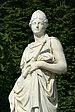 Parc de Versailles, demi-lune du bassin d'Apollon, Junon, Jean-Jacques Clérion 03.jpg