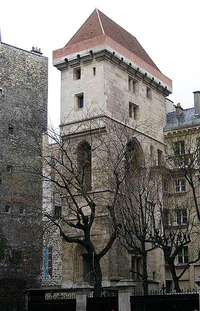 Hôtel de Bourgogne (Paris)