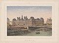 Paris. Hôtel de Ville - Charles Rivière del. et lith. LCCN2016652455.jpg