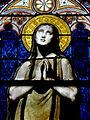 Paris (75017) Notre-Dame-de-Compassion Chapelle royale Saint-Ferdinand Vitrail 27.JPG