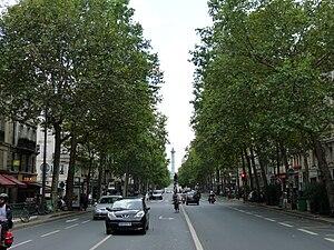 Boulevard Beaumarchais - Boulevard Beaumarchais