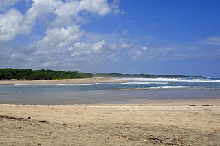 "Las Baulas National Marine Park Costa Rican national park also known as ""Playa Grande Marine Turtle National Park"""