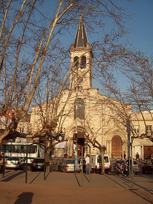 San Miguel, Buenos Aires - Cathedral of St. Michael Archangel