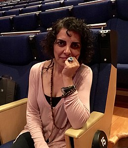 Parvin Ardalan - Gothenburg Book Fair 2016.jpg