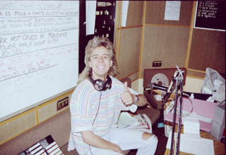 Pat Sharp English broadcaster