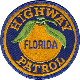 Florida Highway Patrol - Image: Patch of the Florida Highway Patrol