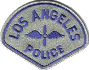LAPD Air Support Division - Image: Patch of the LAPD Air Support Division