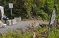 Path crossing US-Canadian border at Roxham Road, Champlain, NY-Lacolle, QC.jpg