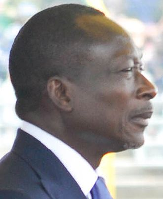 2016 Beninese presidential election - Image: Patrice Talon 2016 04 06