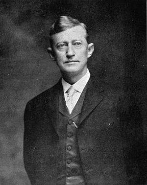 Malcolm R. Patterson - Image: Patterson malcolm governor tn 2