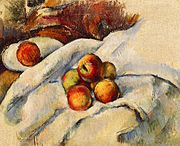 Paul Cezanne Apples on a Sheet.jpg