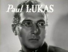 Paul Lukas a Little Women (1933)