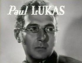 affiche Paul Lukas