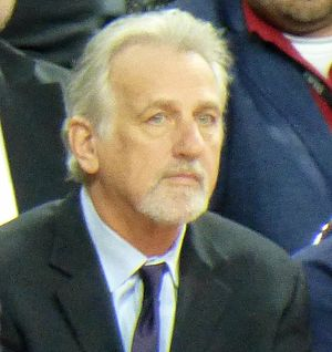 Paul Westphal - Westphal in 2014 as Brooklyn Nets assistant coach