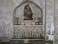 Paussac église autel latéral.JPG
