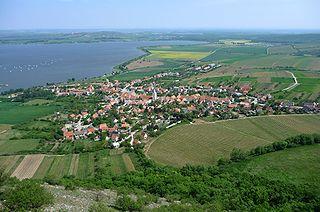Pavlov (Břeclav District) Municipality in South Moravian, Czech Republic