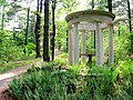 Peace temple 1, Tower Hill Botanic Garden.JPG