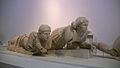 Pediment, Museum at Olympia, Greece 2.jpg