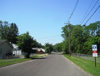 Pemberton Heights, New Jersey Census-designated place in New Jersey, United States