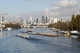 Peniches sur la Seine a Boulogne P1000112.JPG