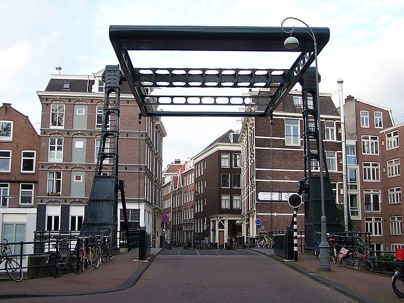 Peperbrug in Amsterdam  Monument  Rijksmonumentennl ~ Wasbak Blokjes_014242