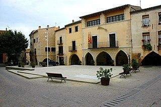 Peralada Municipality in Catalonia, Spain