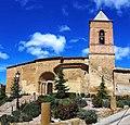 Peralta de Alcofea -Iglesia parroquial-Huesca-01.jpg