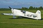 Percival P.6 Mew Gull 'G-AEXF' (39714613620).jpg