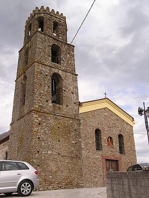 Perito - Image: Perito, chiesa di S.Nicola