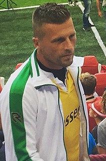 Peter van der Vlag Dutch footballer and coach