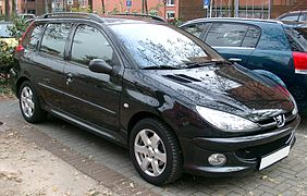 peugeot 206 wikipedia la enciclopedia libre. Black Bedroom Furniture Sets. Home Design Ideas