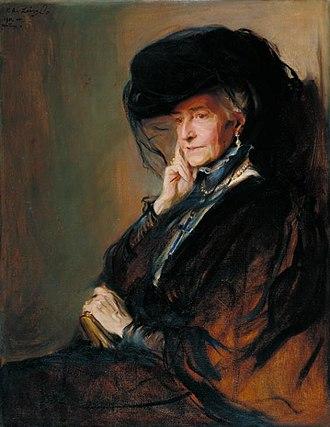 Harriet Jones-Loyd, Lady Wantage - Lady Wantage, 1911, by Philip Alexius de László