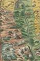 Philipp Apian - Bairische Landtafeln von 1568 - Tafel 22 Tölz Lengries Walchensee.jpg