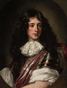 Philippe, Chevalier de Vendôme (future Duke of Vendôme) by Ferdinand Jacob Voet.png
