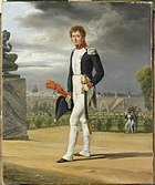 Philippe Lenoir by Horace Vernet
