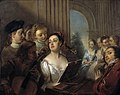 Philippe Mercier (1689-1760) - A Music Party - T00922 - Tate.jpg