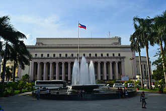 Manila Central Post Office - The Manila Central Post Office