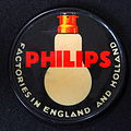 Philips factories in england and holland, mirror advertising gift, foto1.JPG