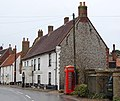 Phonebox, Cley - geograph.org.uk - 1257549.jpg