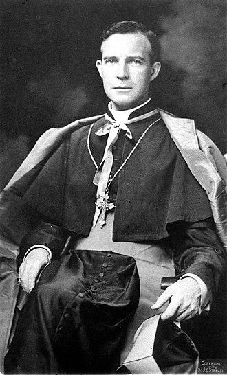 John J. Glennon - Photograph of John Joseph Glennon