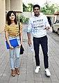 Photos-Abhimanyu-Dassani-and-Shirley-Setia-snapped-at-Sabbir-Khan's-office-3.jpg