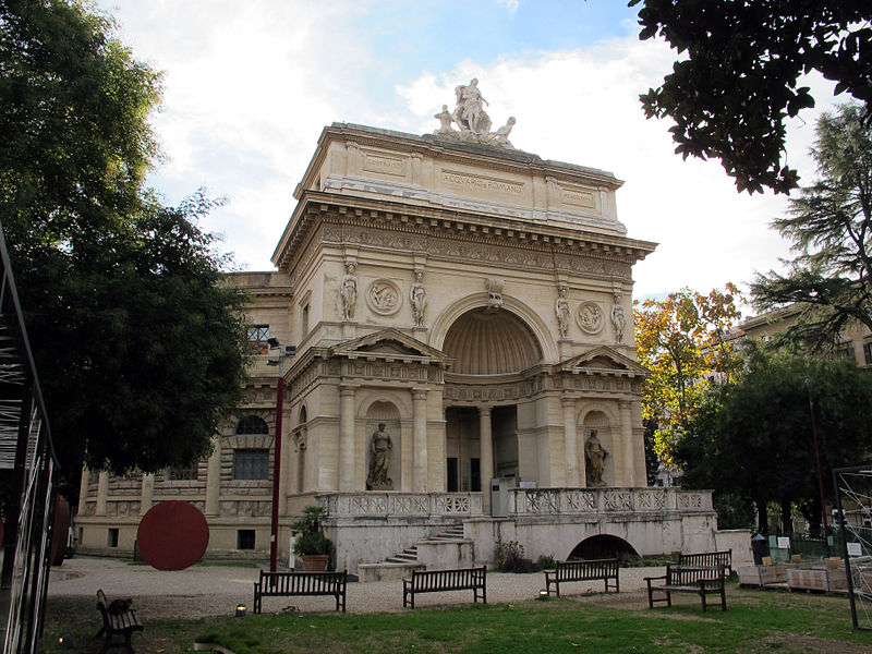 Piazza fanti, ex-acquario (1884-85) 03.JPG