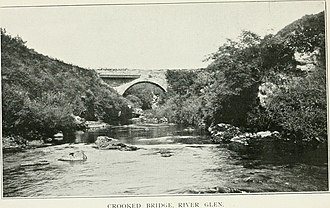 Carrick, County Donegal - Image: Picturesque Donegal its mountains, rivers, and lakes. Being the Great Northern Railway (Ireland) Company's illustrated guide to the sporting and touring grounds of the north of Ireland (1908) (14757339576)