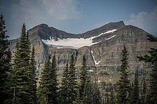 Piegan Glacier glacier in the United States