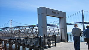 Shooting of Kathryn Steinle - Pier 14, site of the shooting
