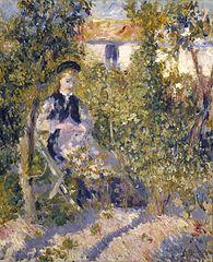 Nini in the Garden (Nini Lopez)